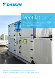 203 - Ventilation Product Catalogue for professionals
