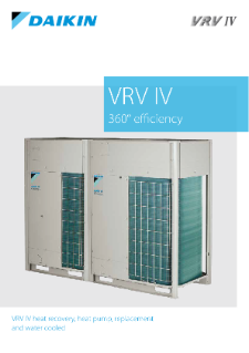 206 - VRV IV product profile